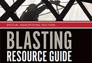 Blasting Resource Guide 2016
