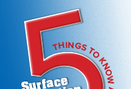 5 Things To Know About Surface Preparation