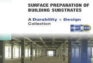 Surface Preparation of Building Substrates
