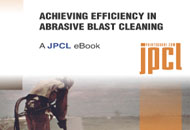 Achieving Efficiency in Abrasive Blast Cleaning
