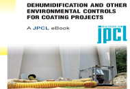 Dehumidification and Other Environmental Controls for Coating Projects